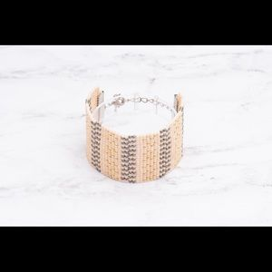 Jewelry - Handmade loom beaded bracelet